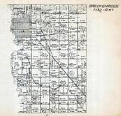 Breckenridge Township, Wilkin County 1922